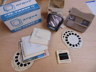 Viewmaster s and more