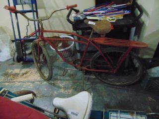 Pre war IJIJ Hawthorn Mens Bike