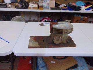 Montgomery Wards   Airbrush Compressor IJ