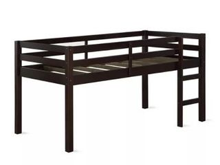 Dorel living Milton Junior Twin loft Bed in Gray