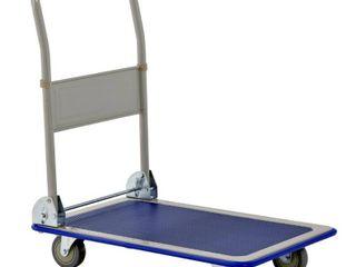 Sandusky Cabinets 660 lb  Capacity Folding Platform Dolly