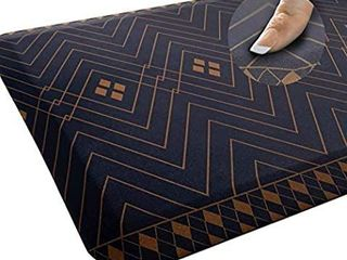Anti Fatigue Comfort Floor Mat By Sky Mats  Commercial Grade Quality Perfect for Standup Desks  Kitchens  and Garages
