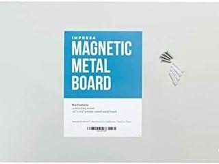 17 5  x 12  Magnetic Board   Great Magnet Bulletin Board