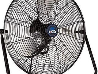B Air FIRTANA 20X High Velocity Electric Industrial and Home Floor Fan