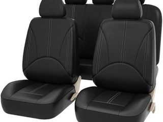 Auto High Seat Covers Set