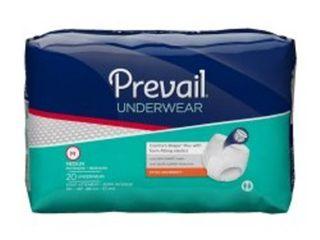 Prevail Extra Absorbency Underwear  Medium  20 Count