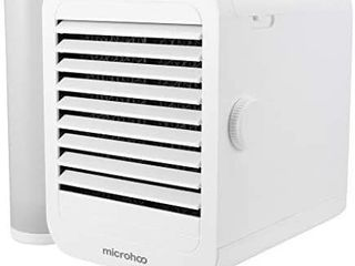 Portable Air Conditioneri1 4Mini Air Conditioneri1 4Small Air Conditioneri1 4Personal for Small Room Cooling Fan Desk Wall IndoorEvaporative Microhoo USB Air Conditioner Fan Cooling 99 Speed 1000ml Tank
