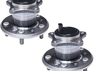 TUCAREST 512206   512207  Pair  Rear Wheel Bearing and Hub Assembly Compatible With lexus ES300 ES330 ES350 Toyota Camry