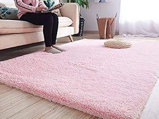 Super Soft Modern Shag Area Rugs Fluffy living Room Carpet Comfy Bedroom Home Decorate Floor