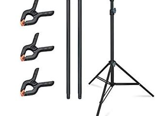 inco lincostore Photo Backdrop Stand Background Backdrops Support Kit T Shape  Zenith Series AM207