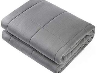 Adult Weighted Blanket Queen Sizei1 415lbs 60 x80 i1 4 Heavy Blanket with Premium Glass Beads