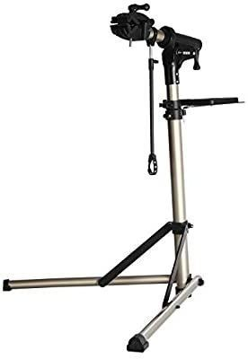 CXWXC Bike Repair Stand  Shop Home Bicycle Mechanic Maintenance Rack  Whole Aluminum Alloy  Height Adjustable
