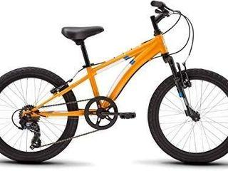 Diamondback Bicycles Cobra 20 Youth 20  Wheel Mountain Bike  Orange