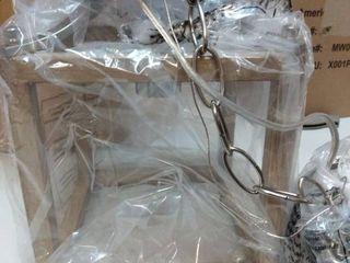 Zeyu 1 light Foyer lantern