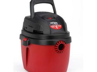 Shop Vac 1 5gal 2 0 Peak HP Portable   Red