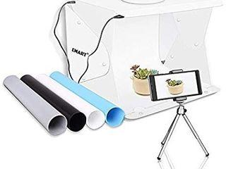 Emart 14  x 16  Photography Table Top light Box 52 lED Portable Photo Studio Shooting Tent