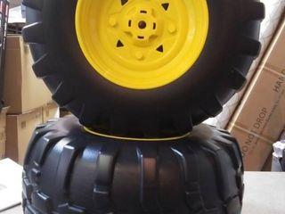 Power Wheel Mud Tires