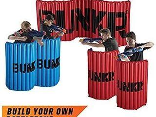BUNKR Inflatable Battlezone Tournament Set