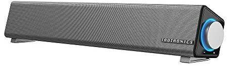 TaoTronics Computer Speakers  Wired Computer Sound Bar  Stereo USB Powered Mini Soundbar Speaker for PC Tablets Desktop Cellphone laptop