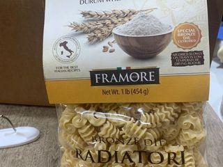 IMPORTED Italian artisan pasta