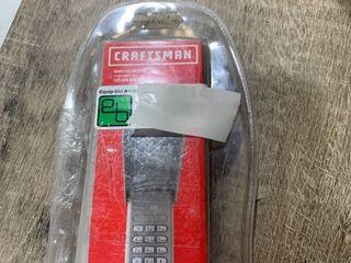 Craftsman Cmxzdcg440 Wireless Garage Door Opener Keypad   Gray