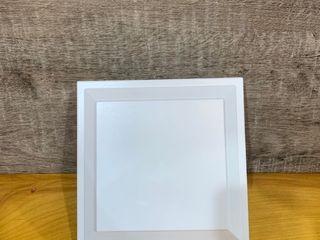 Trex Transcend 6 in  x 6 in  Classic White Post Sleeve Flat Cap