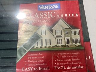 Vantage classic series shutter