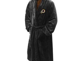 NFl Washington Redskins Silk Touch Bath Robe  Men s l Xl