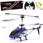 Cheerwing S107 S107G Phantom 3CH 3 5 Channel Mini RC Helicopter with Gyro Blue