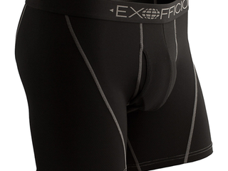 Exofficio Quick Drying Give N Go Boxer Briefs Underwear 3 Pack l Black