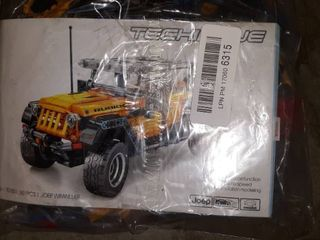 dOvOb Creator Speed Racing Car Set Building Blocks Kit Adult SUV Collectible Model 601PCS