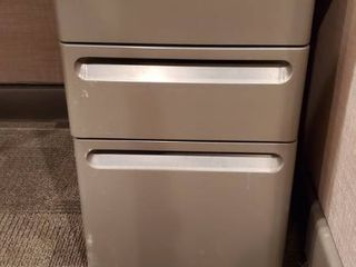 3 Drawer Metal Cabinet With Key
