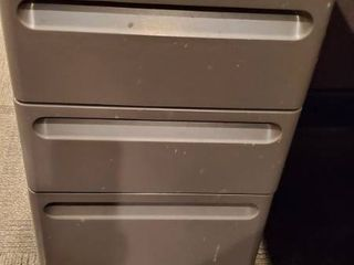 3 Drawer Metal Cabinet Without Key