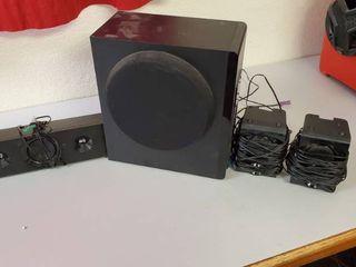 Panasonic Computer Speakers