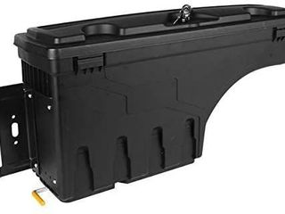Driver Side Truck Bed Storage Box lockable Tool Case for Dodge Ram 1500 2500 3500 2002 2018