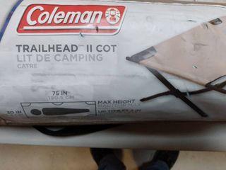 Coleman Trailhead II Cot