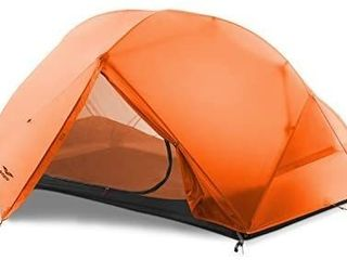 MIER 2 Person Camping Tent Easy Setup lightweight Backpacking Tent with Footprint  3 Season and 4 Season Dome Tent