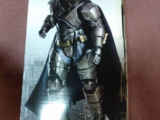 Batman VS Superman  Dawn Of Justice  Armored Batman Supreme edition Adult costume cosplay Halloween