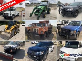 Multi Municipal Owned Vehicles / Seized Assets
