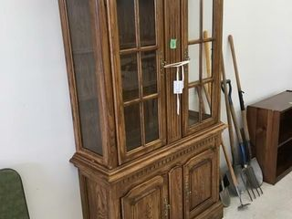 one pc hutch, 45x15x77