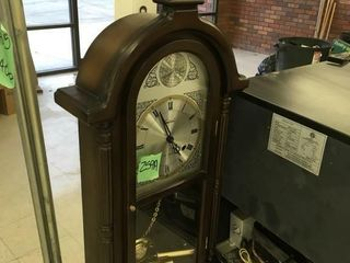 mantel vintage clock, works