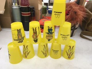 collectable mc donald cups