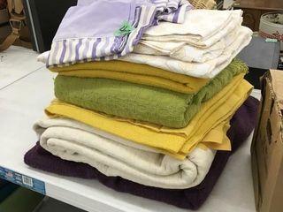 blankets, sheet sets