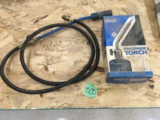 torch kit, torch hose