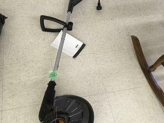 worx electric weed eater, runs