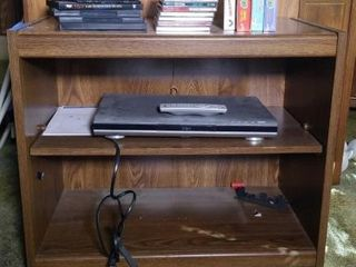 DVD PLAYER & STAND