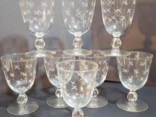 STEMWARE GLASSES