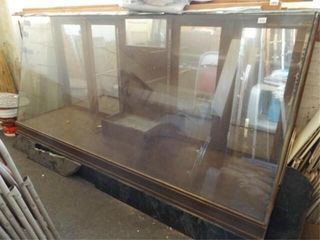 8  Display Cabinet with Glass
