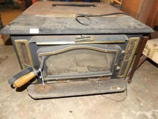 Country Flame Fire Box