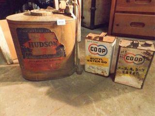 Hudson Sprayer  Coop Cans  2